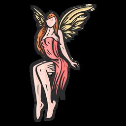 Fairy wing flat magic