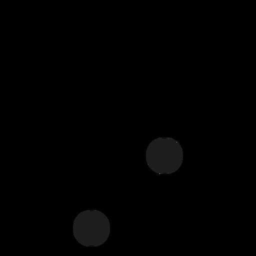 Eu rotulo ponto ponto Transparent PNG