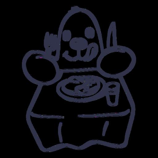 Curso de tabela de prato de toupeira Transparent PNG