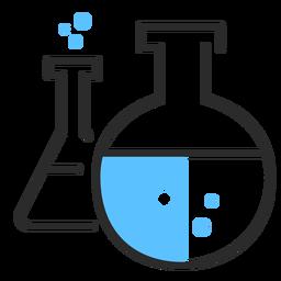 Retoque fluido líquido trazo plano