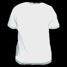 T shirt tee shirt flat