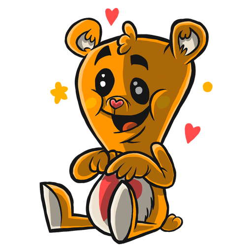 Bear teddy cute sketch Transparent PNG
