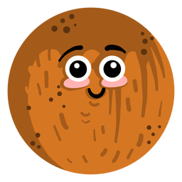 Coconut coco flat