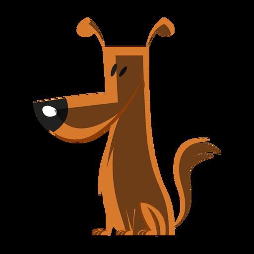 Bosquejo de cachorro de perro