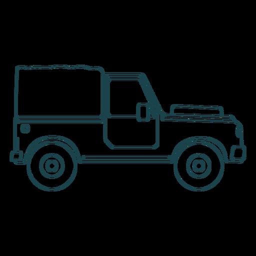 Jeep carrocería carro rueda vehículo Transparent PNG