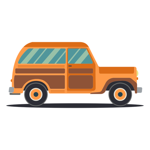 Jeep veh?culo carrocer?a rueda plana
