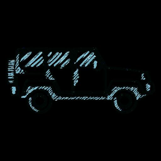 Jeep carrocería del vehículo rueda línea de coche Transparent PNG
