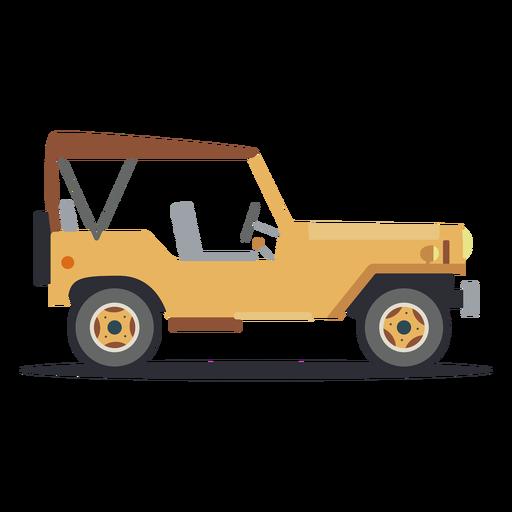 Jeep vehículo carrocería rueda plana Transparent PNG