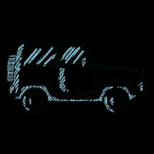 Jeep vehículo rueda carrocería línea de carrocería Transparent PNG