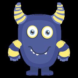 Monster horn flat