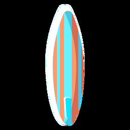 Tabla de surf plana