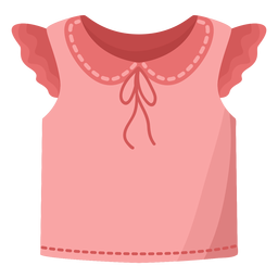 Blusa camiseta plana