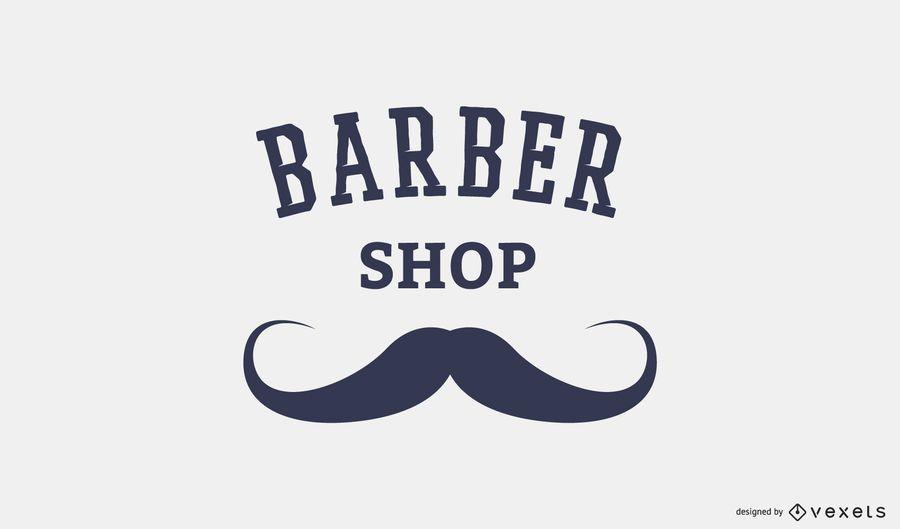Plantilla de logotipo de peluquería