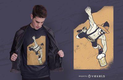 Design de t-shirt da Baviera