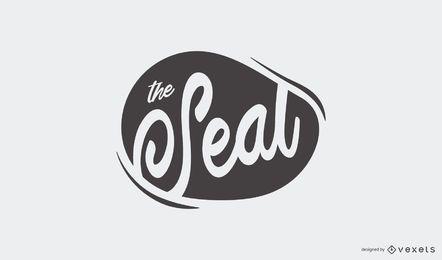 Seal Blot Stamp Diseño de logotipo