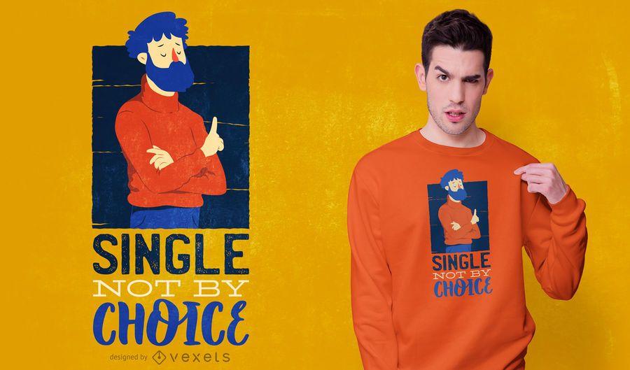 Single quote t-shirt design