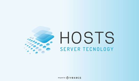 Server Business Logo Design