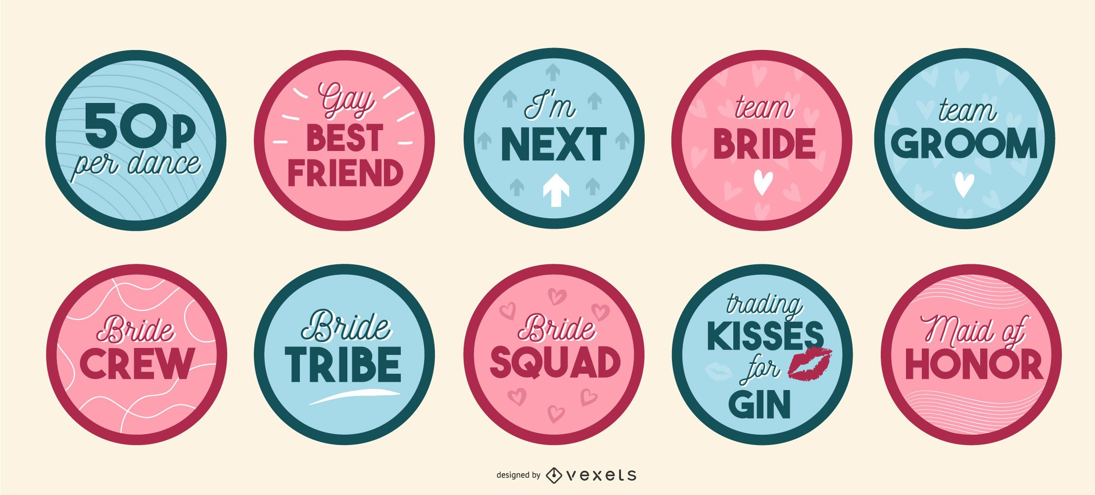 Bride popsockets collection
