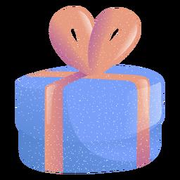Ilustración de arco de caja