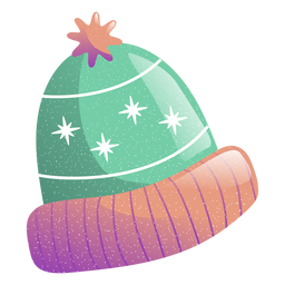 Ilustração de chapéu de boné