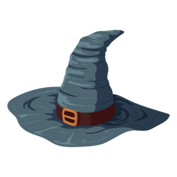 Cap hat illustration halloween
