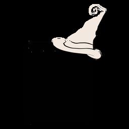 Cap Hut Aufkleber Abzeichen