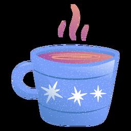 Cup drink illustration