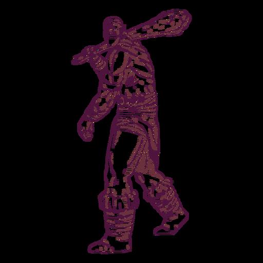 Ilustración gigante cíclope