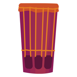 Trommelkessel Trommel flach