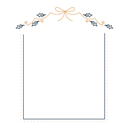 Adesivo de distintivo de arco de folha de quadro