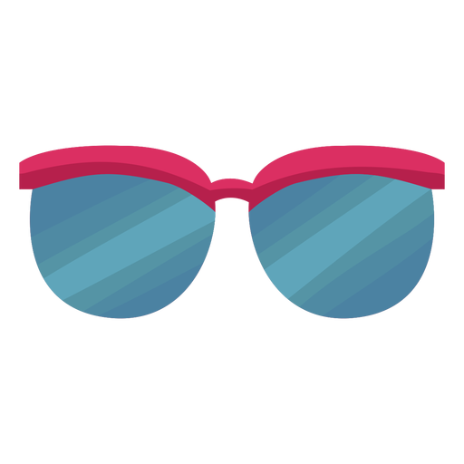 Glasses flat protection Transparent PNG
