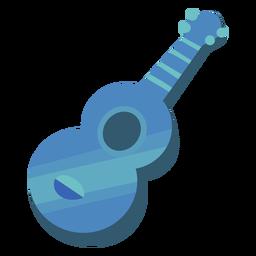 Guitarra plana