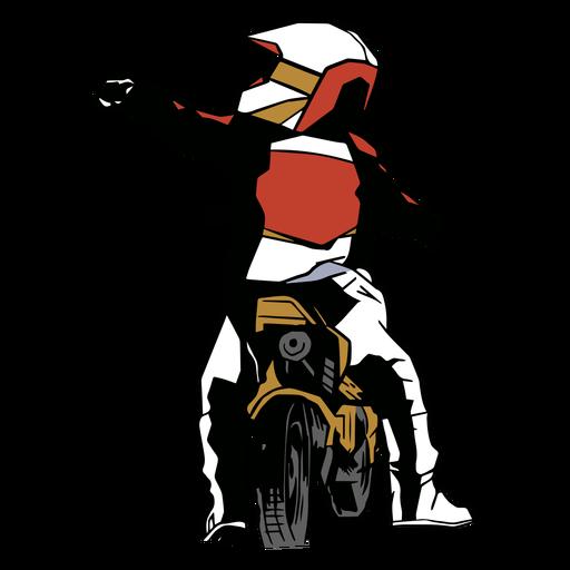 Racer moto moto plana Transparent PNG