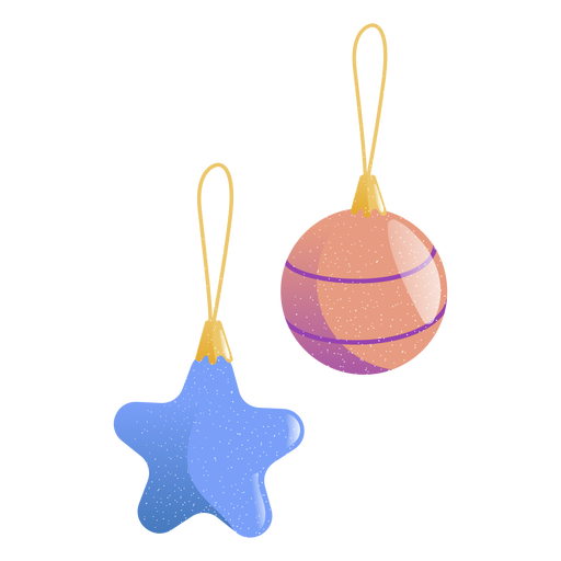 Star ball toy illustration Transparent PNG