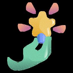 Ilustração de brinquedo estrela