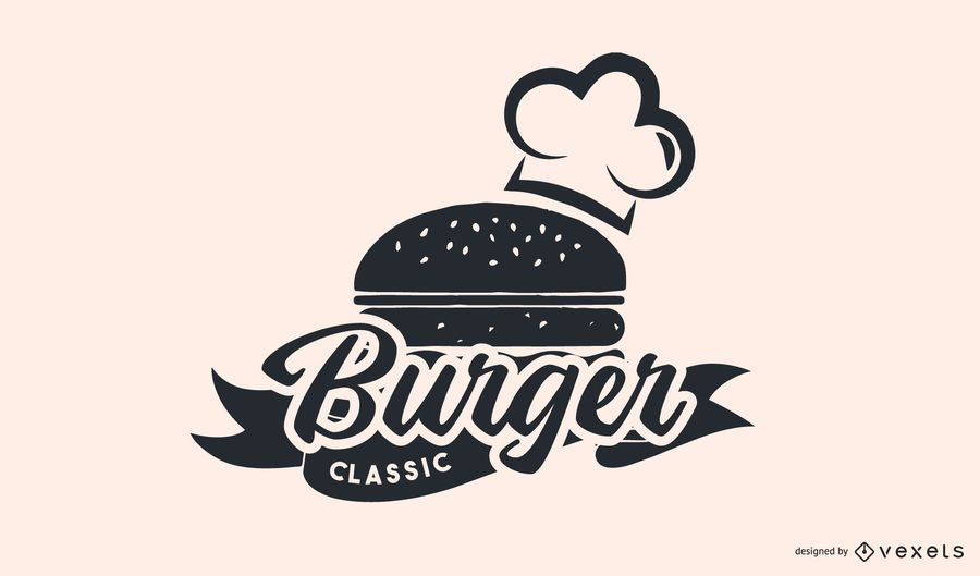 Burger Restaurant Logo Design