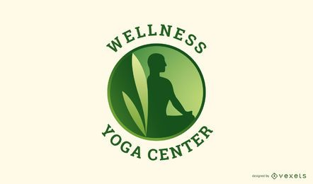 Diseño de logotipo Wellness Yoga