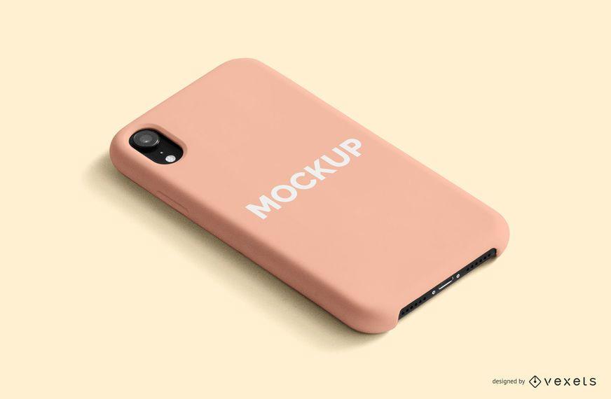Phone Case Mockup - PSD Mockup Download