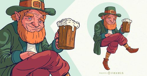 St Patrick's Kobold Charakter