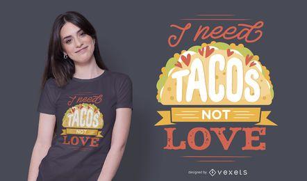 Diseño de camiseta anti San Valentín