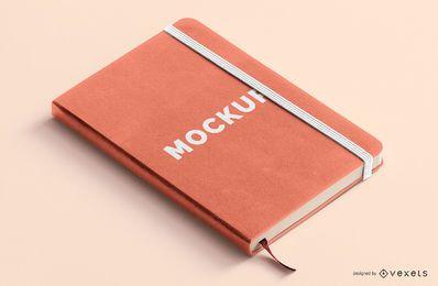 Diseño de maqueta de cuaderno