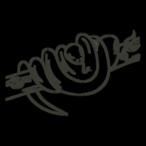 Árvore de cobra elegante Transparent PNG