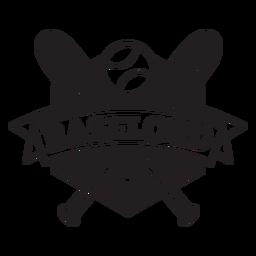 Distintivo de morcegos de Baselord