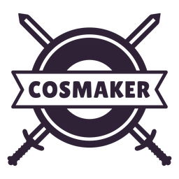 Cosmaker swords shield badge