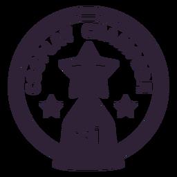 Cosplay champion badge