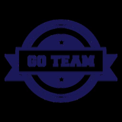 Ir insignia del equipo Transparent PNG
