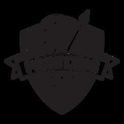 Insignia de estudio de pintura
