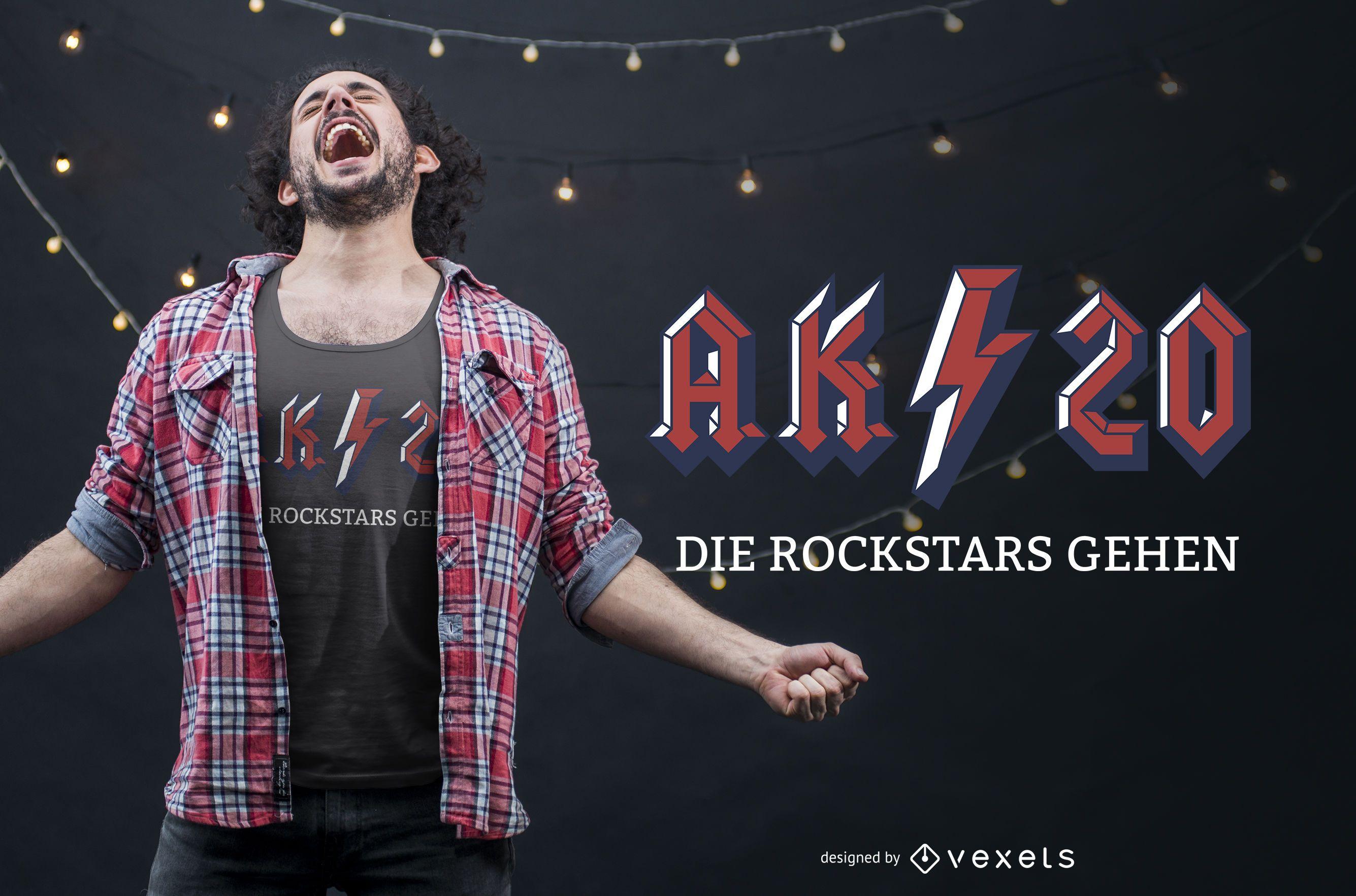 Graduation German T-shirt Design