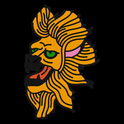 Funny animal illustration Transparent PNG