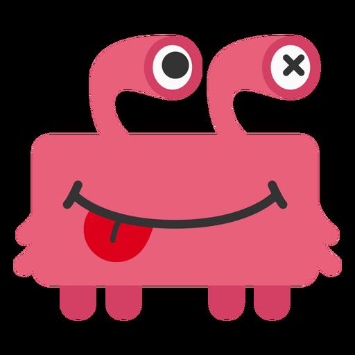 Dibujos animados de caracol monstruo Transparent PNG